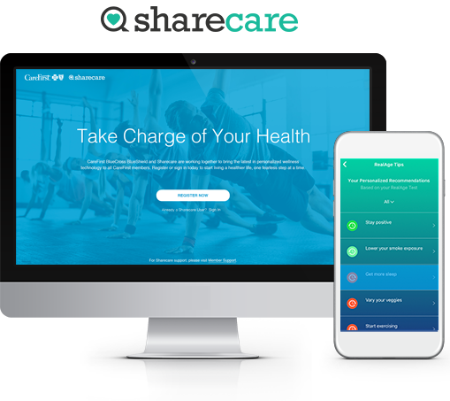 CareFirst and Sharecare
